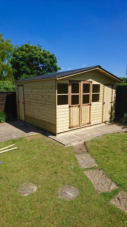 Combination Cabin