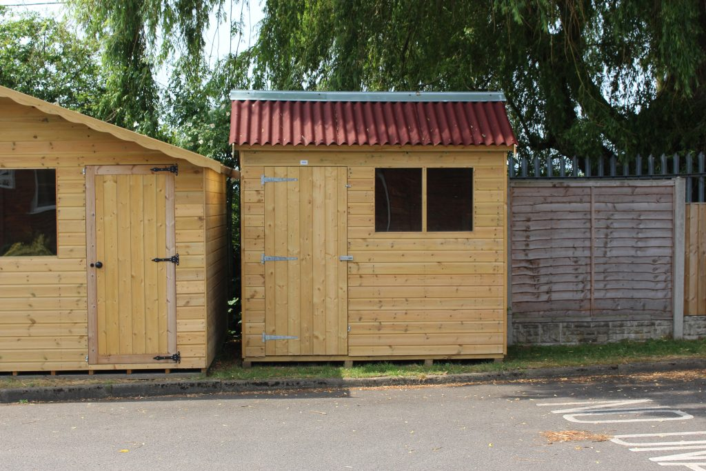 Apent Shed Show Site
